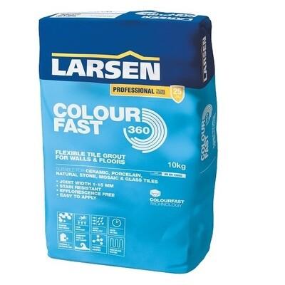 Colour Fast Flexible Grout Limestone 10 kg