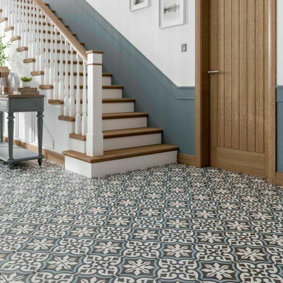 Morrit Vitrified Ceramic Feature Tiles 25 x 25 cm