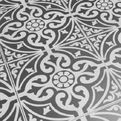 Vintage Grey Porcelain Tiles 33 x 33 cm