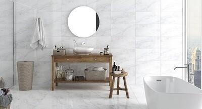 Venus Marble Grey Tiles 60 x 30 cm