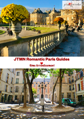 Ultimate Romantic Guide to Paris: 75006