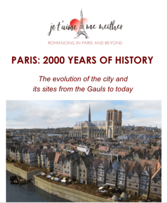 PARIS 101: 2000 YEARS OF HISTORY - Webinar