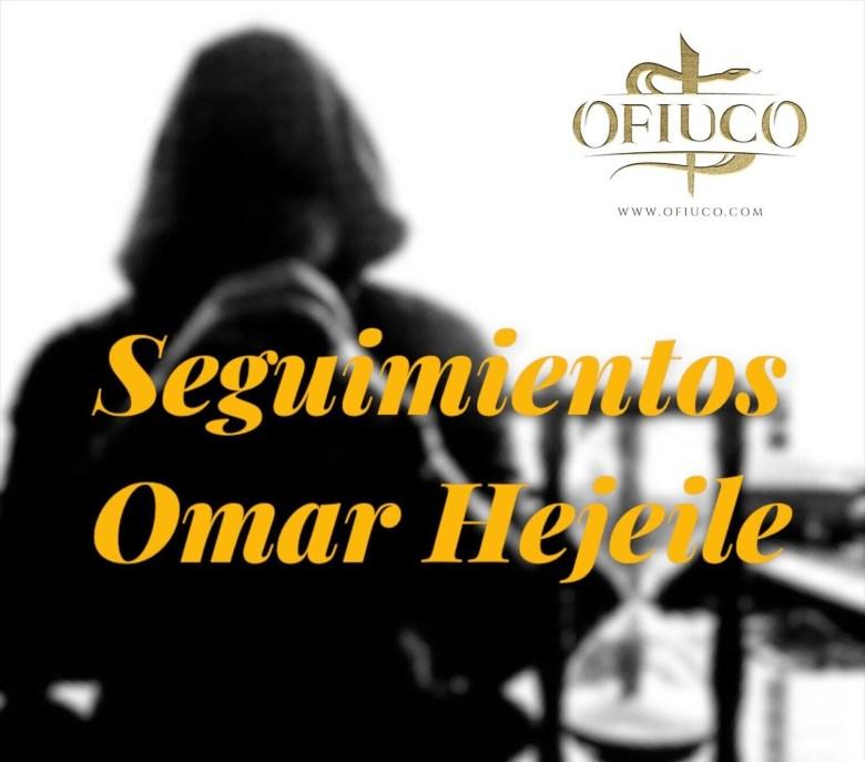 Seguimiento Omar Hejeile