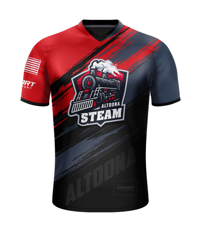 Altoona Steam Jerseys Home or Away