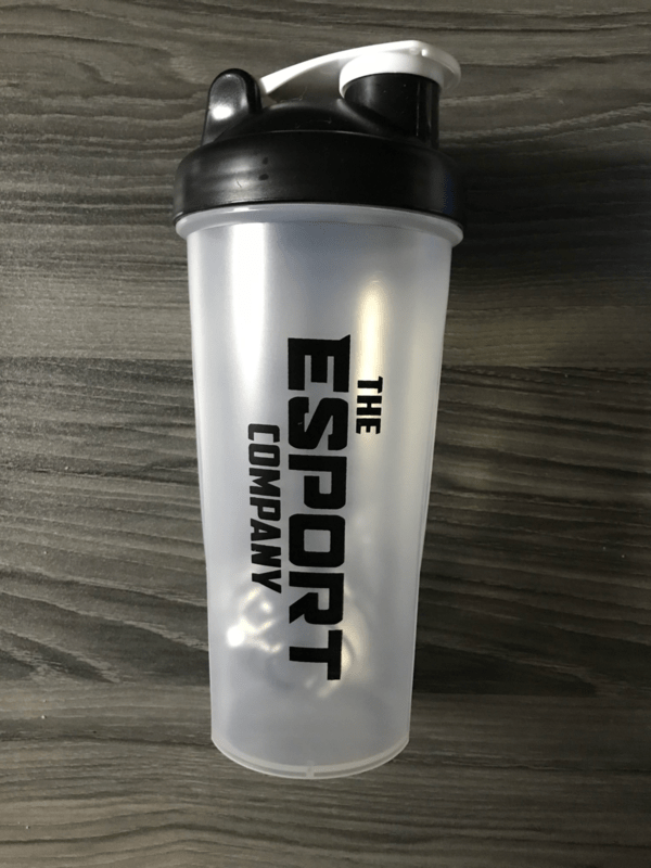 The Esport Company Shaker Bottle