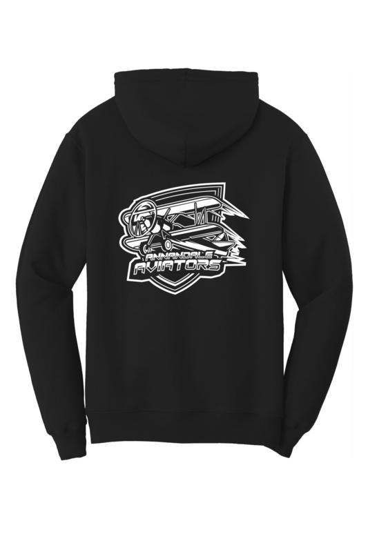 Annandale Aviators Team Logo Hoodie