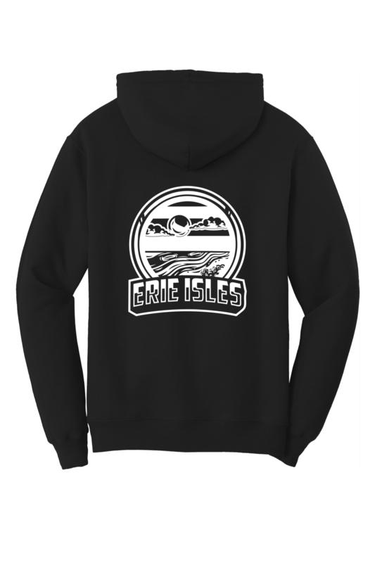 Erie Isles Team Logo Hoodie