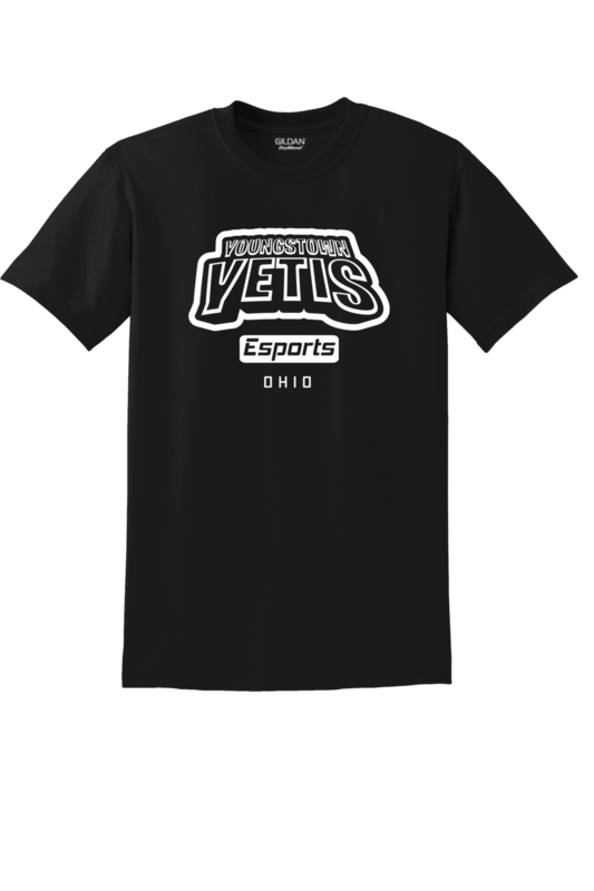 Youngstown Yetis Esports Tee