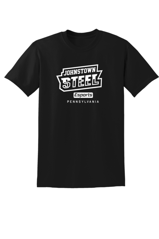Johnstown Steel Esports Tee
