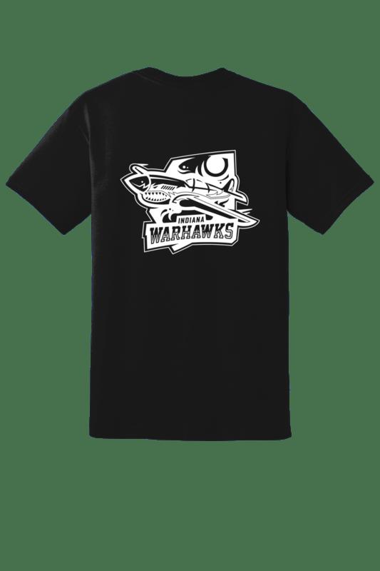 Indiana Warhawks Team Logo Tee