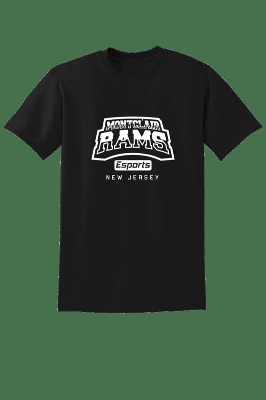 Montclair Rams Esports Tee