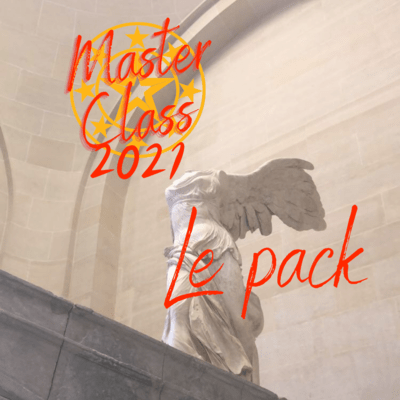 Master Class - Pack Annuel