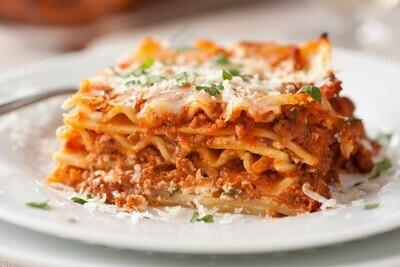 Warming: Lasagna