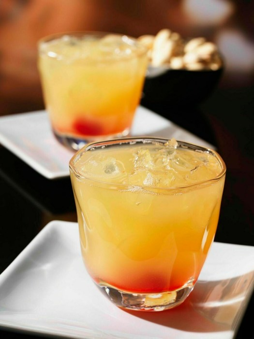 Tickets Please Tequila Sunrise