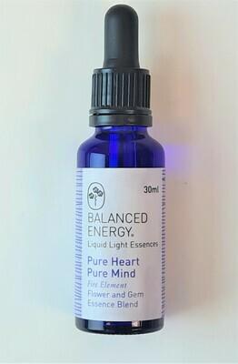 Liquid Light Essence Pure Hear Pure Mind