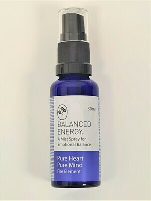 Mist spray Pure Heart and Pure Mind