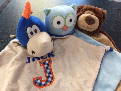 Cubbie Personalised Comforter