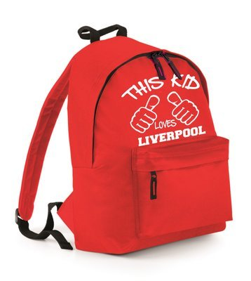 Custom Football / Rugby School Bag