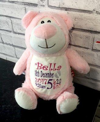 Pinky the Bear