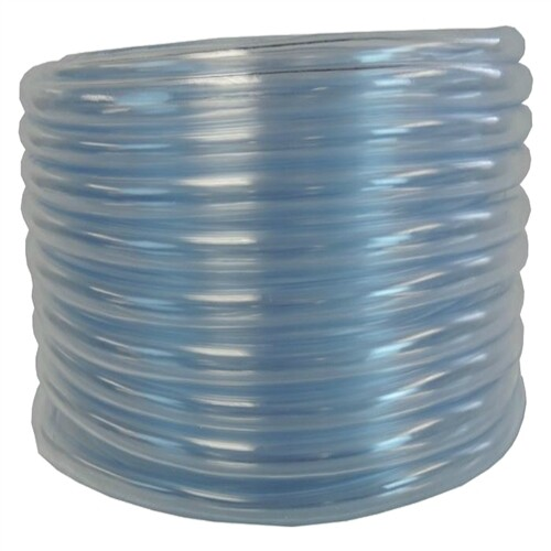 HydroMaxx® Flexible Non-Toxic, BPA Free Clear Vinyl Tubing, 1/4