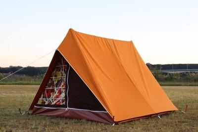 ダブルウォール仕様 リトルウイング クラシック3 A型テント ヴィンテージテント