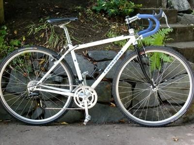 2010 Custom Sweetpea Cyclocross - Free Shipping to U.S. & Canada!