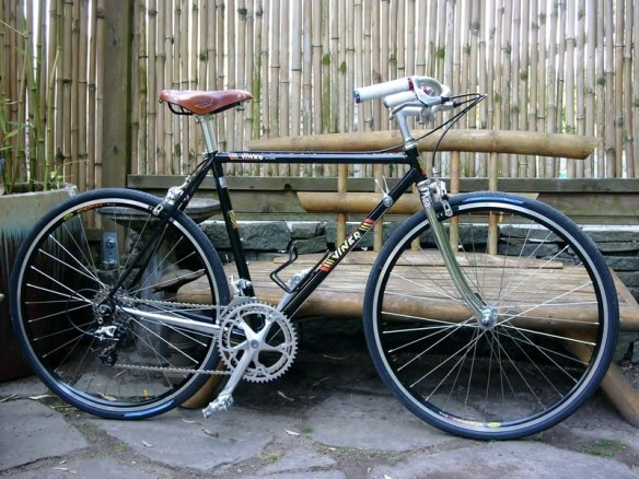 1980's Viner City Bike Conversion