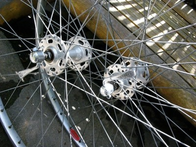 Wheelset - 27