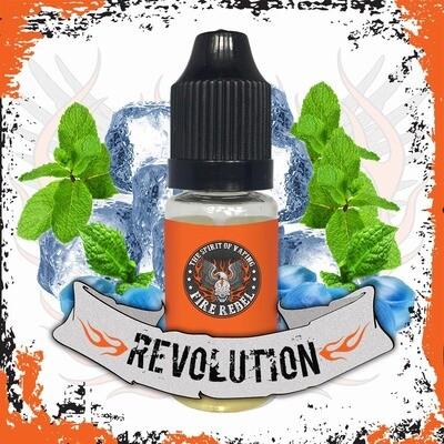 Fire Rebel Revolution - 0mg 25ml