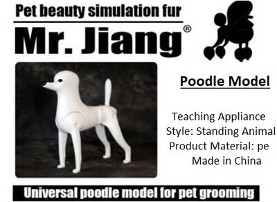 Continental Poodle Package
