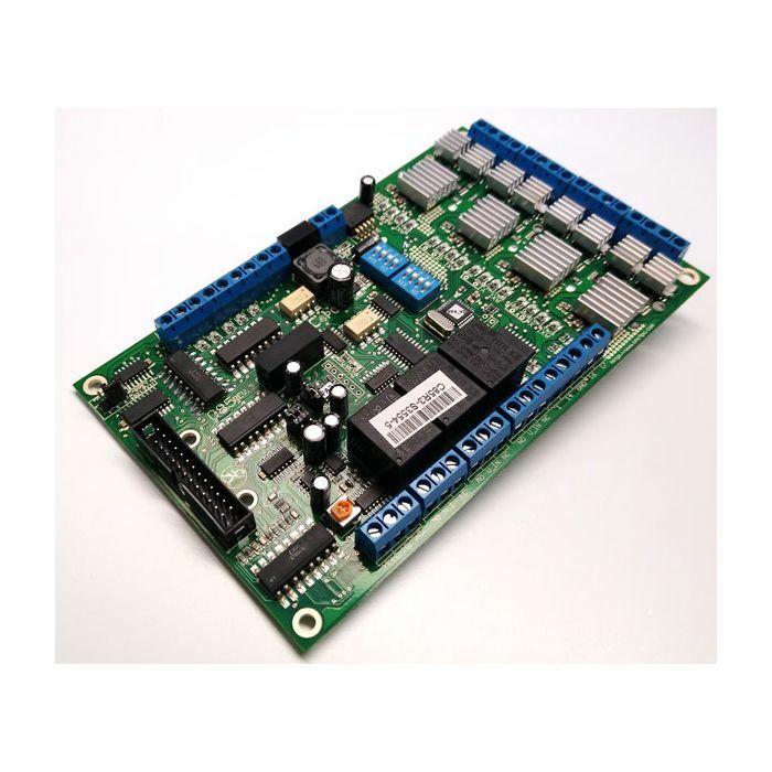 4 Axis Digital CNC Stepper Control Board