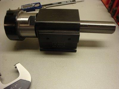 Sherline Lathe-Mill ER40 Headstock Upgrade