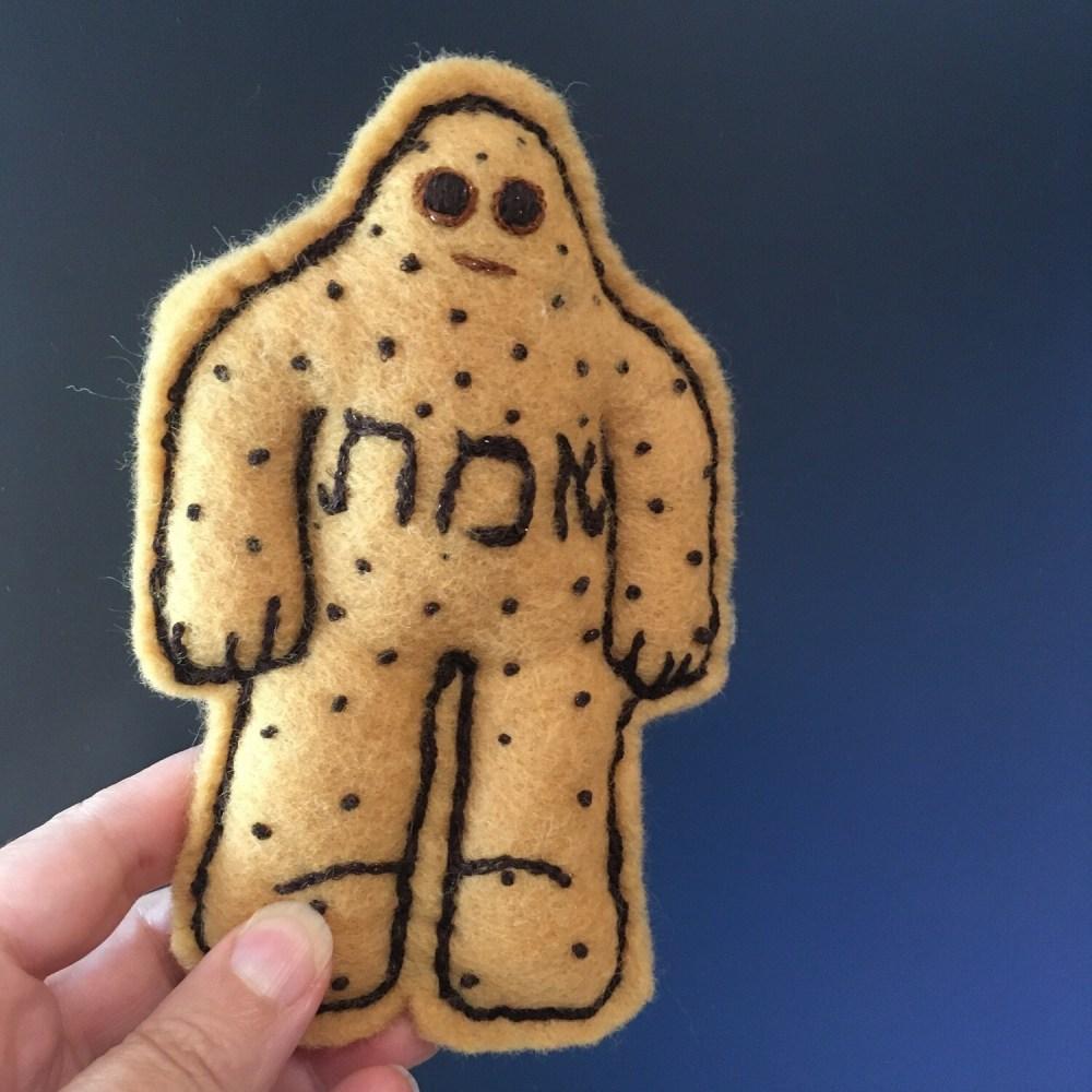 Cookie Crisp Golem/et   6th Minyan
