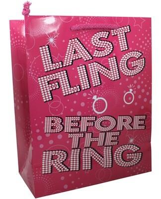 Last Fling Gift Bag