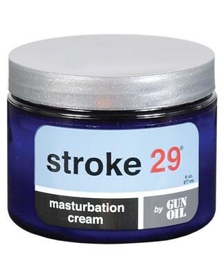 Stroke 29 Masturbation Cream - 6 Oz Jar