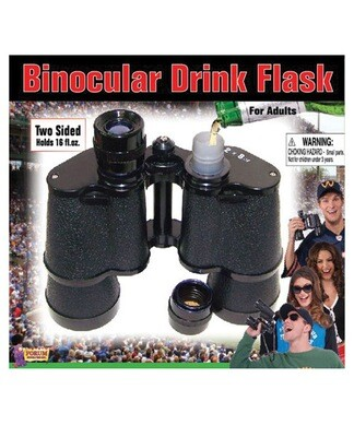 Binocular Drink Flask
