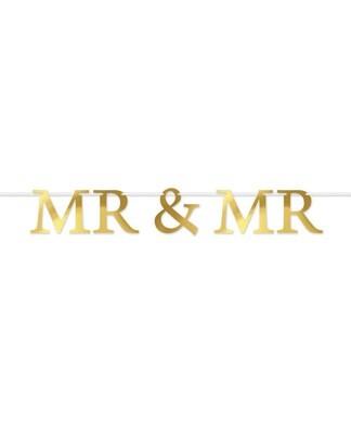 Mr & Mr Streamer - Gold