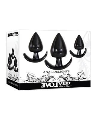 Evolved Anal Delights - Black