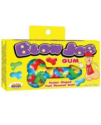 Blow Job Pecker Bubble Gum