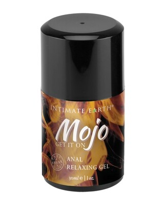 Intimate Earth Mojo Clove Anal Relaxing Gel - 1 Oz
