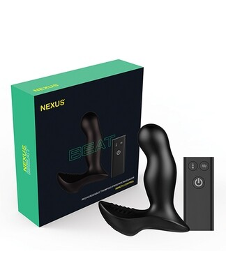 Nexus Beat Prostate Thumper - Black