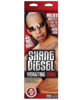 Shane Diesel's Vibrating Cock