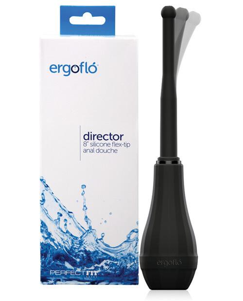 Perfect Fit Ergoflo Director - Black