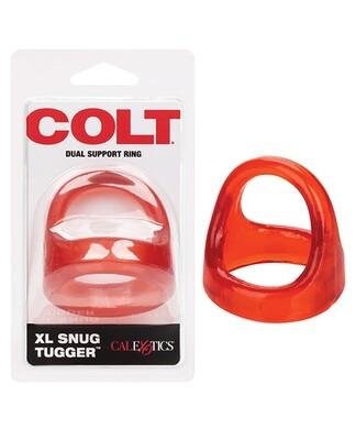 Colt Snug Xl Tugger Enhancer Ring - Red