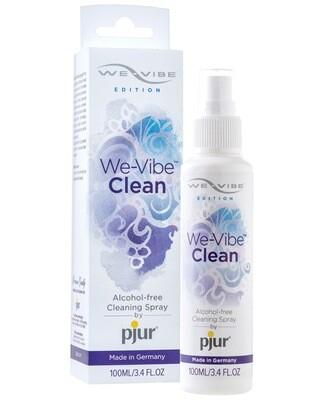 We-vibe Clean By Pjur - 3.4 Oz