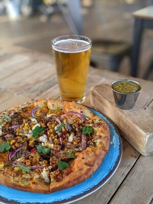 Street Taco Pizza 7