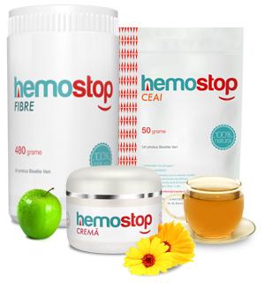 Pachet HemoStop pentru 1 luna