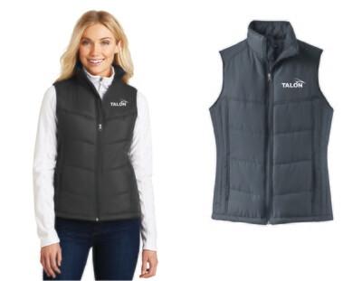 Talon - Ladies Port Authority® Ladies Puffy Vest