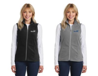 Talon -  Port Authority® Ladies Microfleece Vest
