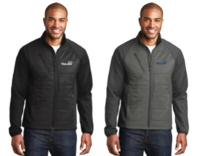 Talon - Port Authority® Hybrid Soft Shell Jacket